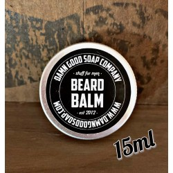 Damn Good Soap - Original Beard Balm 15ml