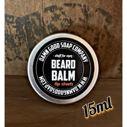 Damn Good Soap - The Streets Beard Balm 15ml