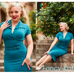 Miss Candyfloss Fancy-Kat Empowering Dress