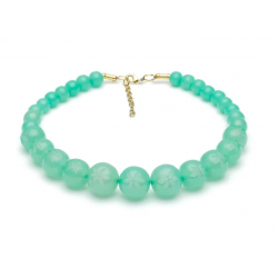 Mint Sorbet Beads Necklace