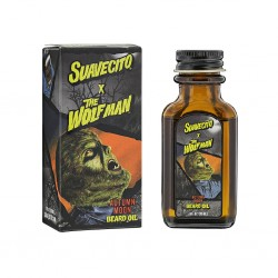 Suavecito The Wolf Man Beard Oil Autumn Moon