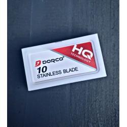 Dorco Stainless Blade - 10 Lames de Rasoir