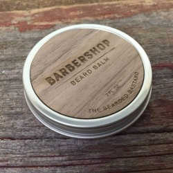 The Bearded Bastard Barbershop Beard Balm