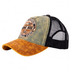 King Kerosin Trucker Cap Garage Built