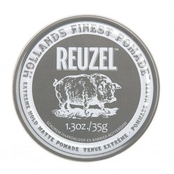 Reuzel Extreme Hold Matte Pomade WaterSoluble