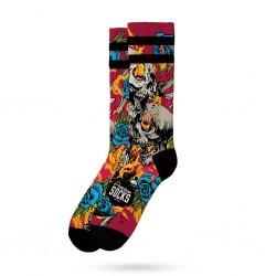 American Socks Fireball Mid High Unisex