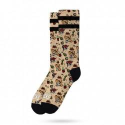 American Socks Tortilla Mid High Unisex