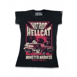 Liquor Brand Monster Madness Tshirt