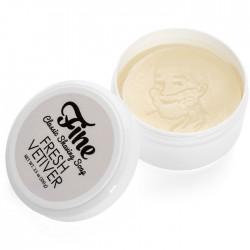 Fine Accoutrements - Fresh Vetiver Classic Shaving Soap