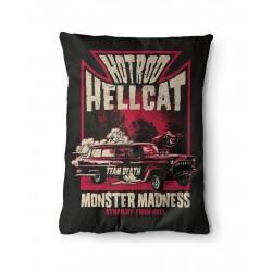 Liquor Brand Monster Madness Pillow