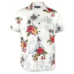 Liquor Brand White Island Shirt