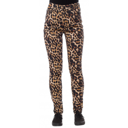 Sourpuss Leopard Pants