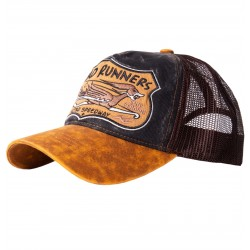 King Kerosin Trucker Cap Road Runners