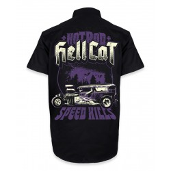 Liquor Brand Speed Kills Shirt