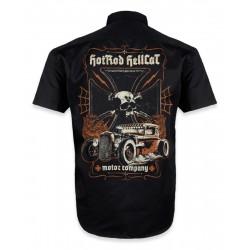 Liquor Brand Motor Company Shirt