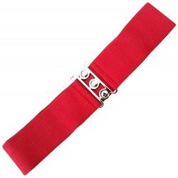 Banned Vintage Belt Red