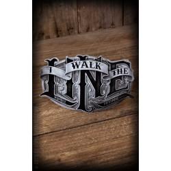 Rumble59 Sticker I Walk The Line