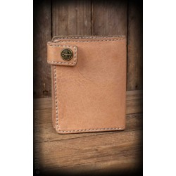 Rumble59 Leather Wallet Natural