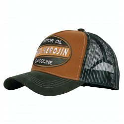 King Kerosin Trucker Cap Motor Oil