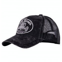 King Kerosin Trucker Cap Speedshop LA