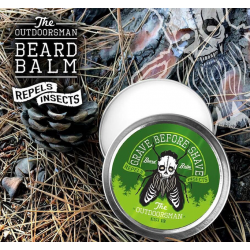 Grave Before Shave - Outdoorsman Beard Balm