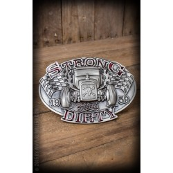 Rumble59 Buckle Strong & Dirty