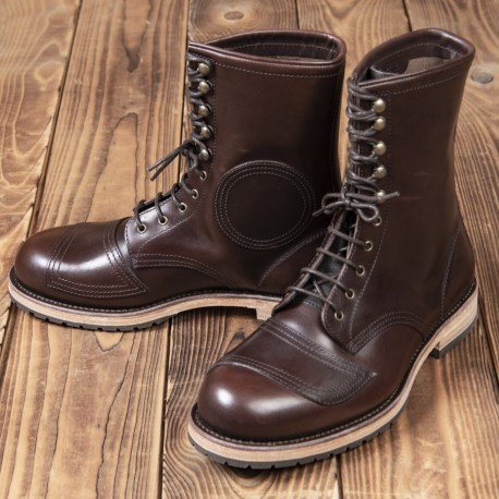 Pike Brothers 1966 Explorer Boots Brown