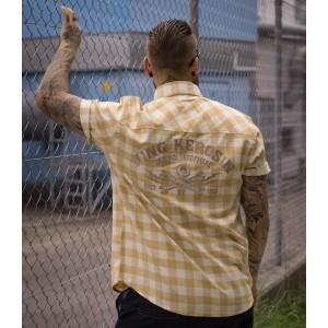 King Kerosin Worker Shirt Original Trademark