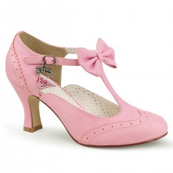 Pin Up Couture FLAP11 Pink