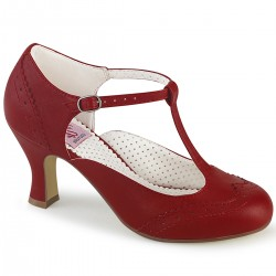 Pin Up Couture Flapper 26 Red