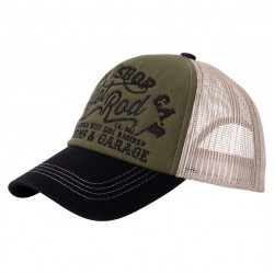 King Kerosin Trucker Cap Speed Shop