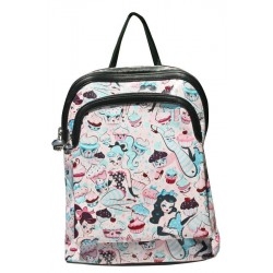 Miss Fluff Cupcake Dolls Retro Backpack