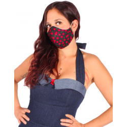 Cherries Cloth Face Coverings