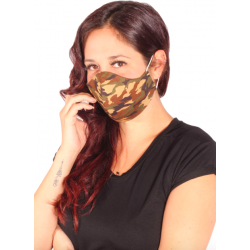 Camouflage Cloth Face Coverings