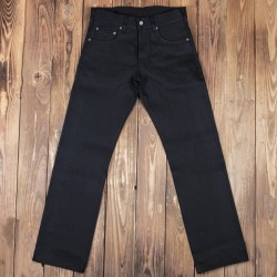 Pike Brothers 1937 Roamer Pant 16oz Pitch Black