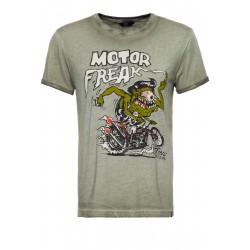 King Kerosin Tshirt Motor Freak