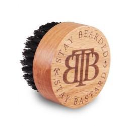 The Bearded Bastard Travel Brush