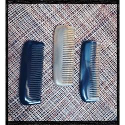 Dandy Rebelz Horn Comb 8cm