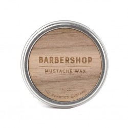 The Bearded Bastard Barbershop Mustache Wax