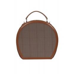 Collectif Susan Herringbone Travel Bag