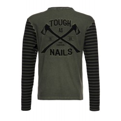 King Kerosin Longsleeve Tough As Nails