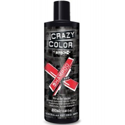 Crazy Color Renbow - Shampoo For Red Shades