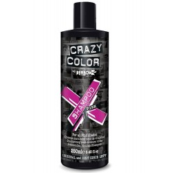 Crazy Color Renbow - Shampoo Pink