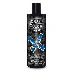 Crazy Color Renbow - Shampoo Blue Shades