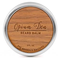 The Bearded Bastard Opium Den Beard Balm