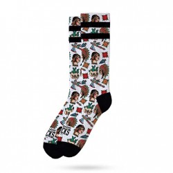 American Socks Tomahawk Mid High Unisex