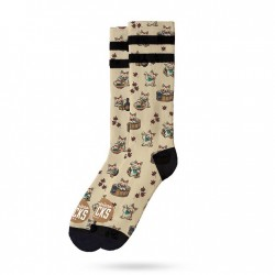 American Socks Maneki Neko Mid High Unisex