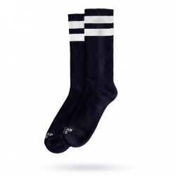 American Socks Back In Black Mid High Unisex