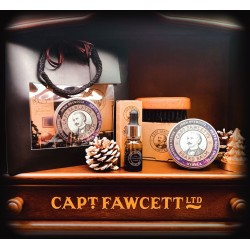 Captain Fawcett Nebula Beard Box