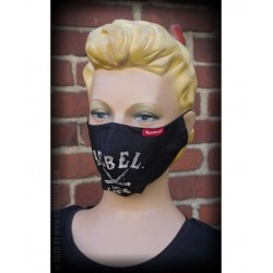 Rumble59 Cloth Face Coverings Rebel For Life